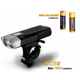 BC30 + 2 ARB-L18-2600U CARGA POR USB