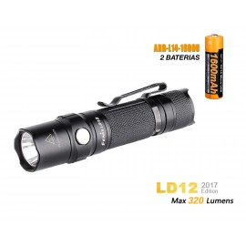 LD12 + 1 BATERIA ARB-L14-1600U CARGA POR USB