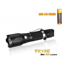 TK15C + 1 BATERÍA  ARB-L18-2600U CARGA POR USB