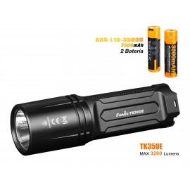 TK35 3200 + 2 BATERIAS ARB-L18-3500U CARGA POR USB