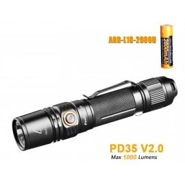 PD35 + 1 BATERÍA  ARB-L18-2600U CARGA POR USB