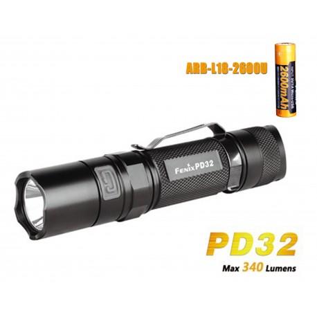 PD32 + 1 BATERÍA  ARB-L18-2600U CARGA POR USB