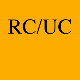 SERIES RC/UC
